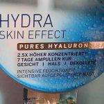 Hyaluron - das Zeug ist mittlerweile überall