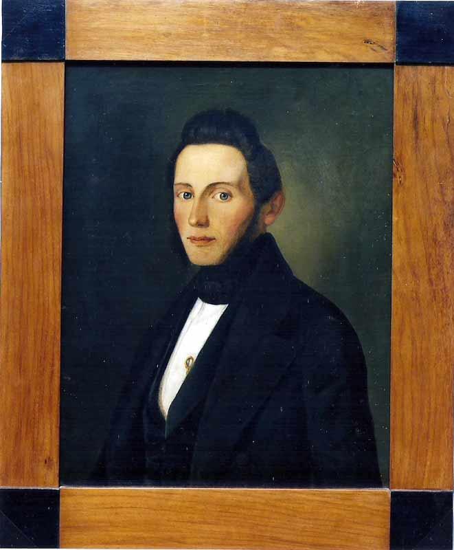 Veit Eduard (1810-1884), Lehrer
