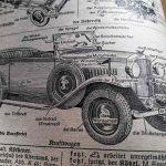 Buchsouvenir: Der Sprach-Brockhaus von 1940