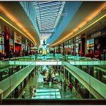 Einkaufszentren:  Die Kunstwelt unter Dach