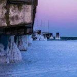 Fotoausflug an die Eisküste