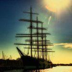 Das Geisterschiff: Eine kleine Foto-Spielerei