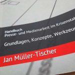 Rezension: Handbuch Presse- und Medienarbeit im Krisenstab