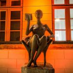 Online zu Orten der öffentlichen Kunst