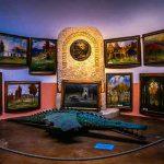 #tourdemuseum: Augustusburg, Nibelungenhalle und Drachenburg