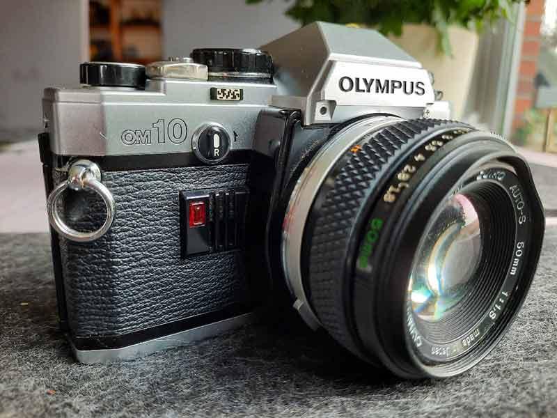 10 - für mich noch immer eine schöne Kamera.