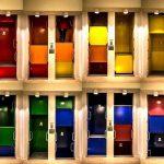 Der Paternoster und die Regenbogenfarben