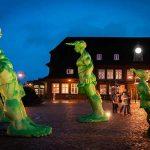 Reisende Riesen: Öffentliche Kunst in Westerland