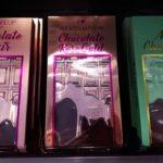 Abgefahren: Schokolade für die Augen