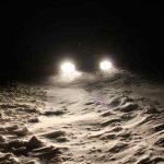 Fru Öttenpötter vertellt: SUV schützt vor Schnee