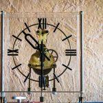 Ein Design-Klassiker: Die gläserne Uhr von Manfred Szyszka